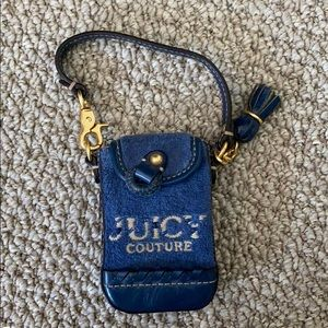 Juicy couture phone purse
